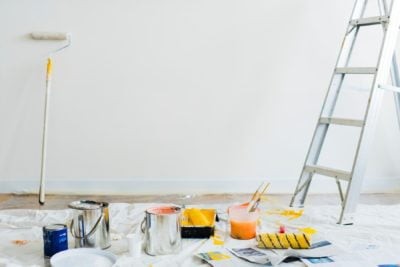 Interior painting in Sonora CA
