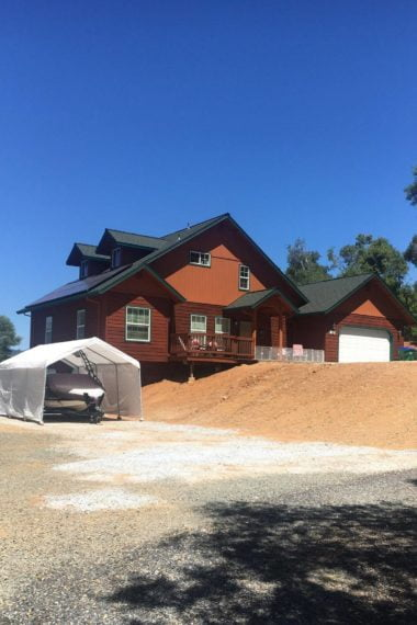 House painting in Sonora CA
