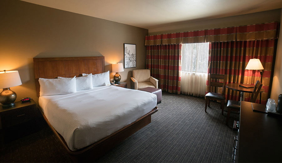 Black Oak Resort Room
